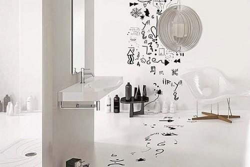 Умывальники для ванных комнат фото
