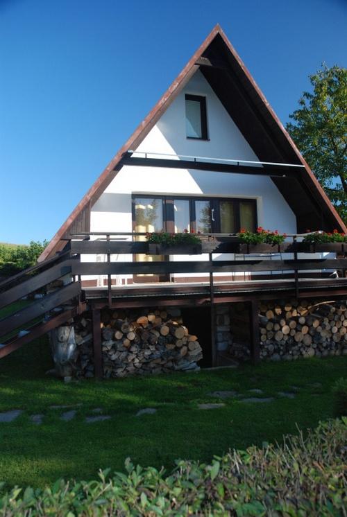 Каркасные дачные домики