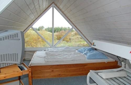 внутренний интерьер дачного домика