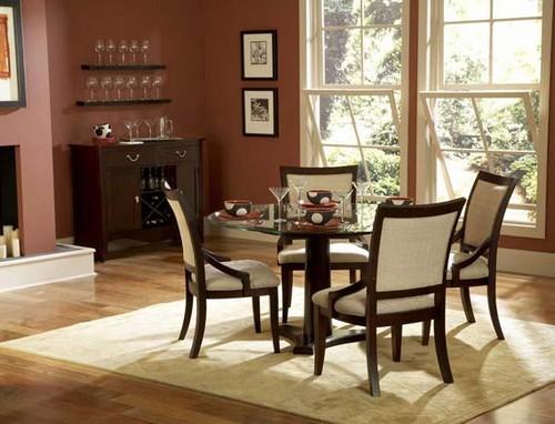 Декор столовой - коврики