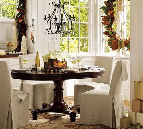 Оформление обеденных столов