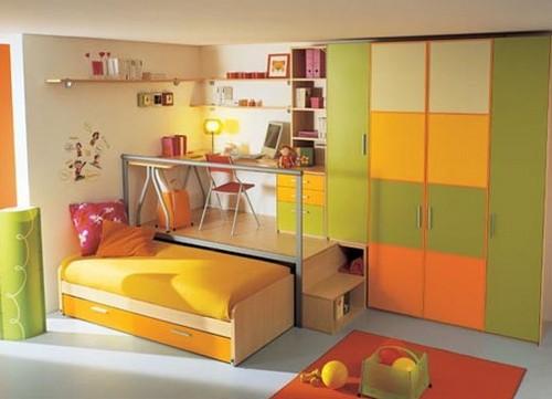 мебель уголок школьника с кроватью