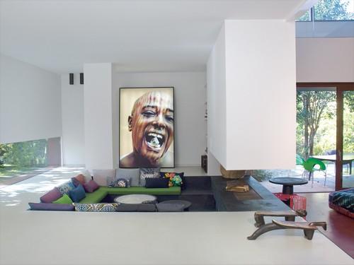 Мягкая мебель Патриции Уркиолы (Patricia Urquiola)