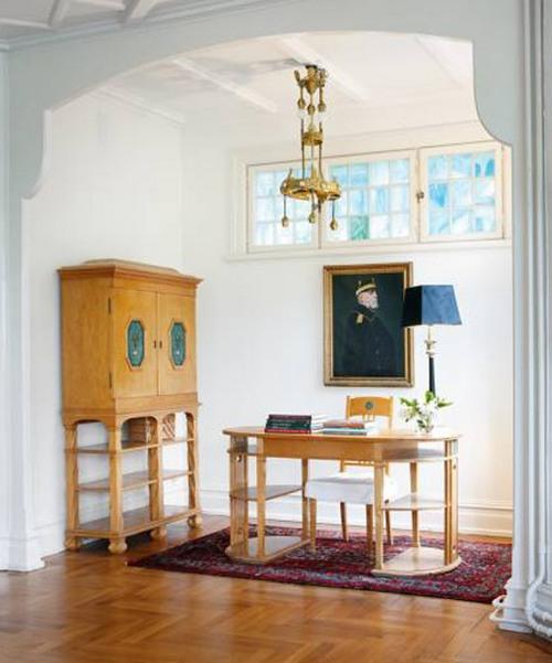 Мебель в стиле арт-нуво