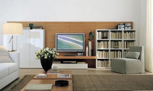 Модульные мебельные стенки для гостиной фото