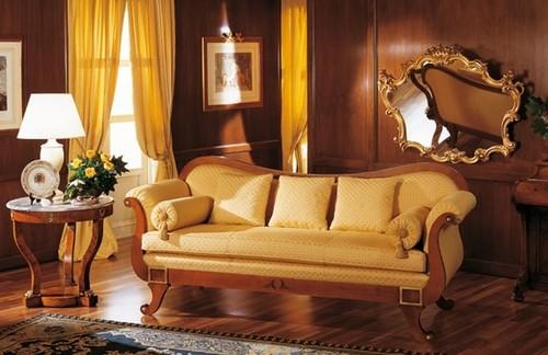 Мебель бидермейер (biedermeier)