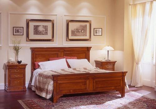 Спальня в стиле бидермейер
