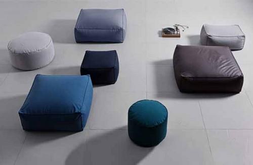 Бескаркасная мебель производства Pianca