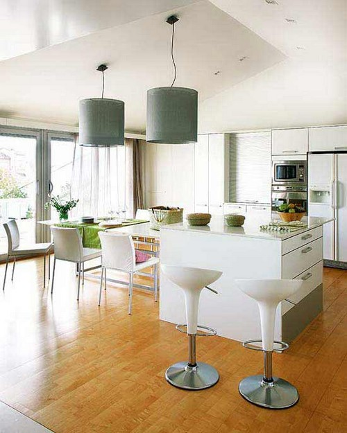 Как освежить кухню