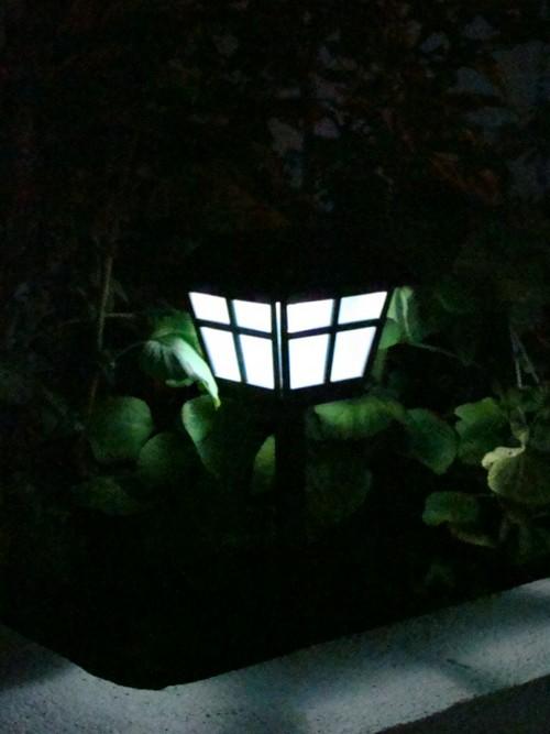 Садовые фонари фото