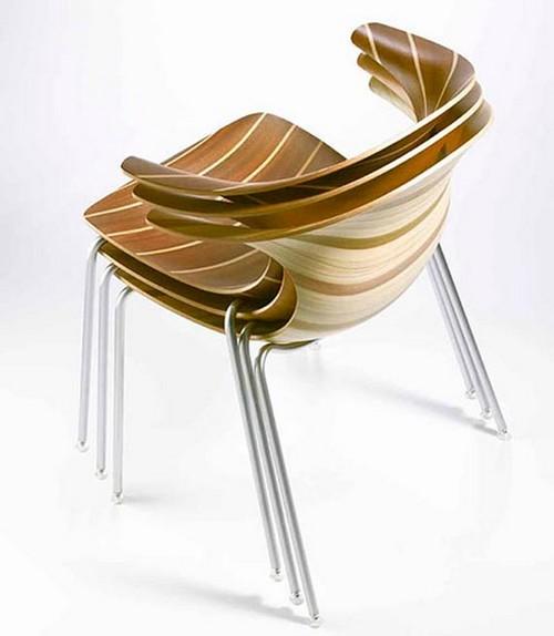 Штабелируемые стулья для дома