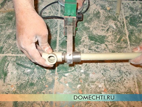 Монтаж водопровода в квартире своими руками