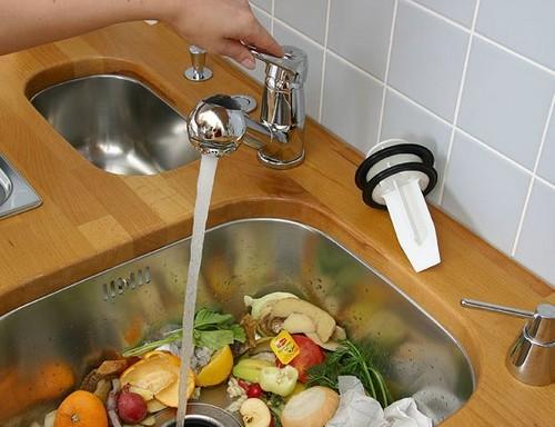 Измельчитель пищевых отходов для кухонной мойки