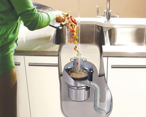 Диспоузер - утилизатор пищевых отходов