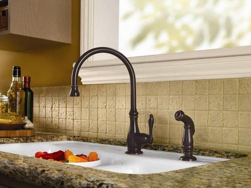 Смесители для кухни с отдельным душем