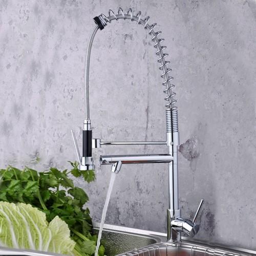 Кухонные смесители с душем