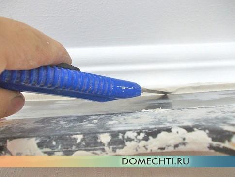 Как правильно клеить виниловые обои на флизелиновой основе