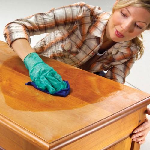 Как сделать уютной съемную квартиру - генеральная уборка