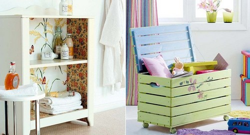 Обновляем мебель для съемной квартиры