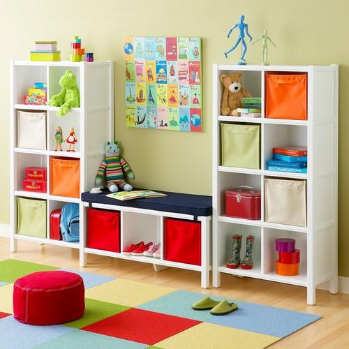 Важные аксессуары для детской комнаты
