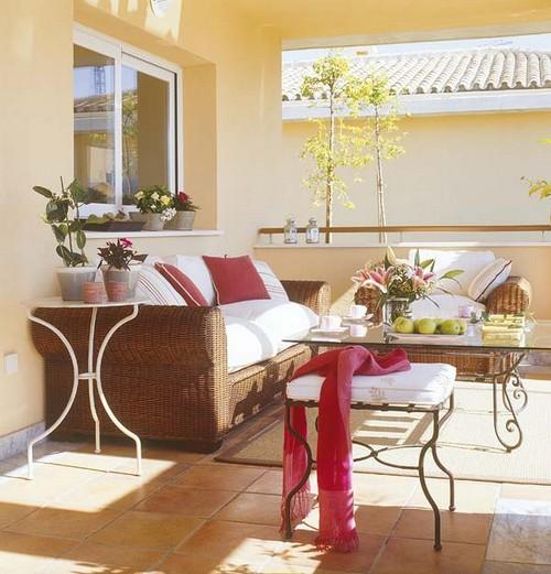 Мебель для террасы фото