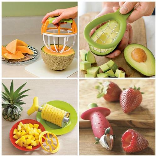 Ножи для нарезки фруктов