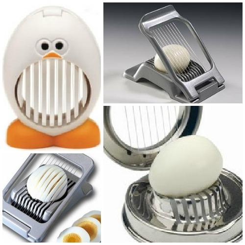 Кухонные гаджеты - ножи для нарезки яиц