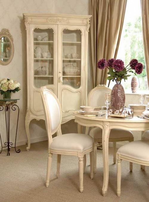 Мебель во французском стиле фото