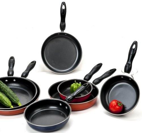 Сковородки для кухни фото