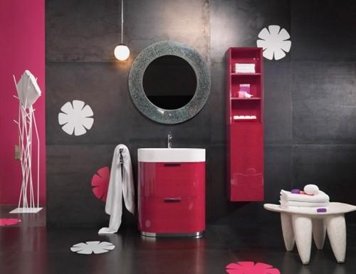 Комплект мебели Мойдодыр в ванную – коллекция Bilbao, Regia, Италия