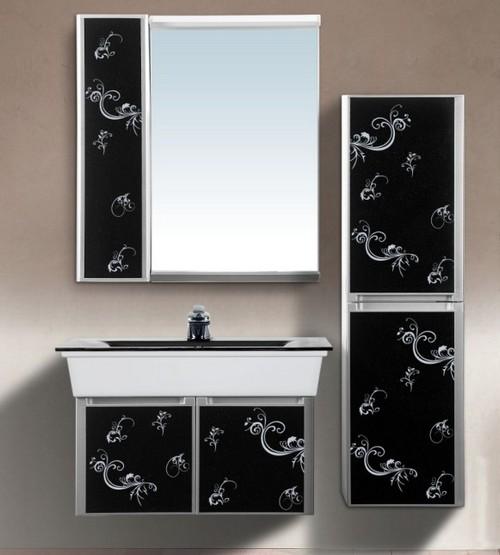 Мойдодыр с зеркалом для ванной комнаты