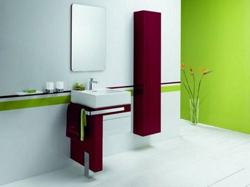 мойдодыр для ванной с зеркалом