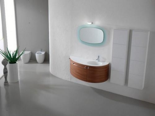 Современная мебель для ванной Мойдодыр - Piaf от Foster