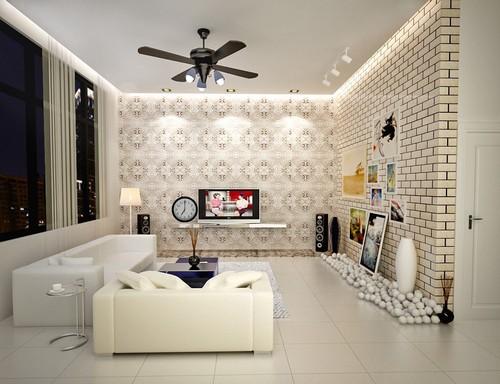 Интерьер комнаты молодого мужчины
