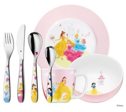 Набор детской посуды для девочек Disney