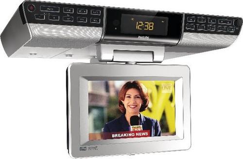 Удобный телевизор для кухни Philips