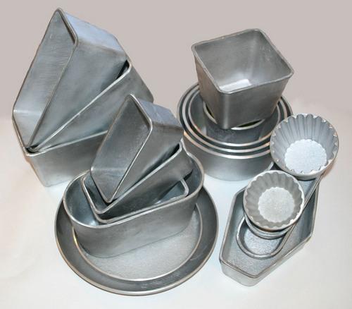 Металлические формы для выпечки фото