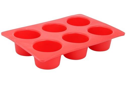Силиконовая форма для выпечки пышек Tescoma