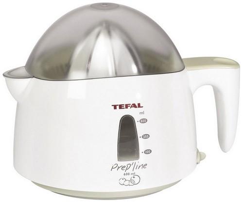 Электрическая соковыжималка Tefal для цитрусовых