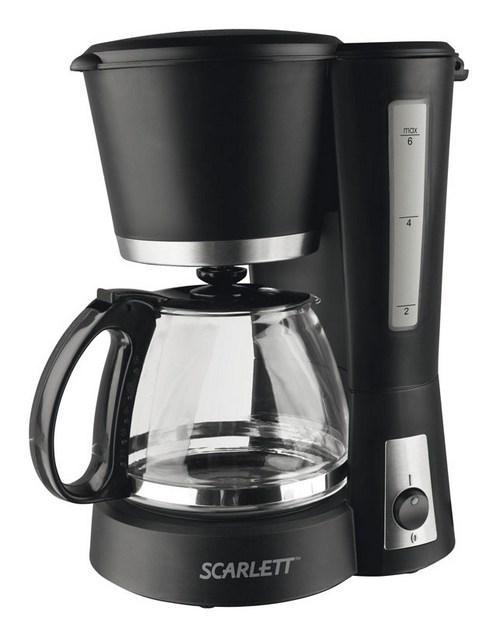 Капельная кофеварка для дома Scarlett SC-038