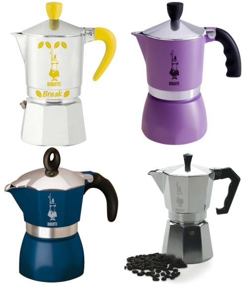 Гейзерные кофеварки для дома Bialetti