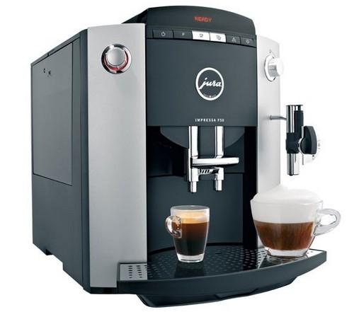 Эспрессо-кофеварка рожкового типа Jura Impressa F50 ECO