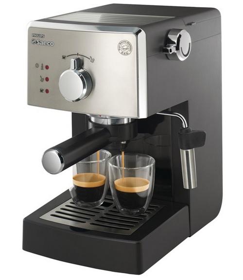 Рожковая кофеварка для дома PHILIPS Saeco HD 8325