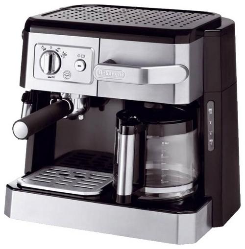 Кофеварка комбинированная DeLonghi BCO 420