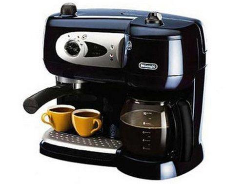 Комбинированная кофеварка DeLonghi BCO 260