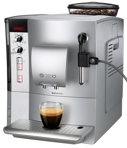 Кофемашина Bosch TES50321RW