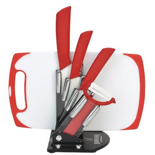 Набор керамических ножей Вohmann