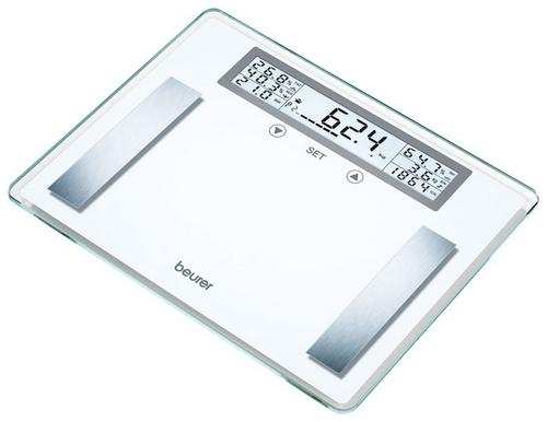 Весы напольные электронные диагностические Beurer