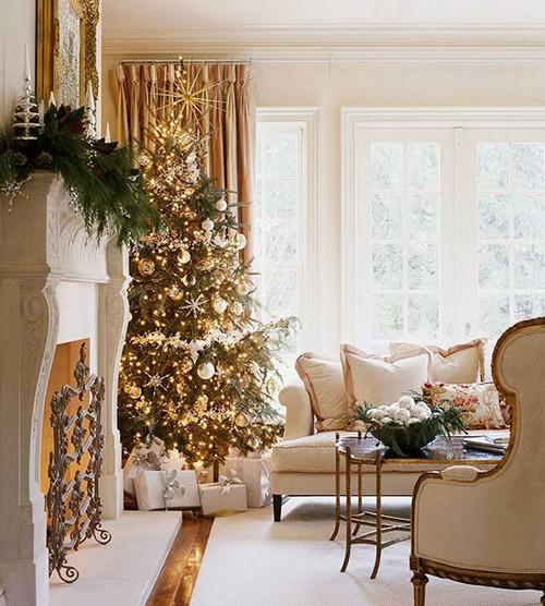Украшение елки к Новому году 2013 фото