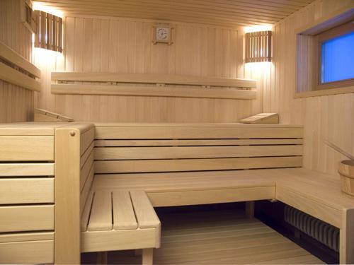 Красивые полоки в бане фото
